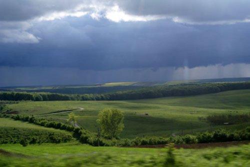 Peisaj de poveste, Valea Recii - Bălăbănești