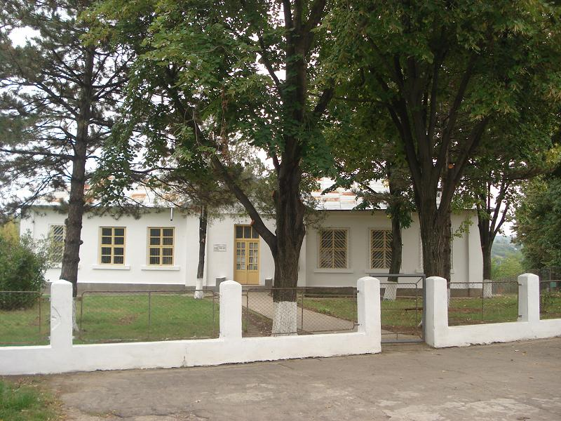 """Școala """"Gheorghe și Maria Tașcă"""" - Bălăbănești"""