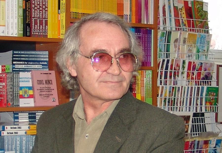 Ion Zimbru: Oamenii mă confundă cu un poet foarte mare