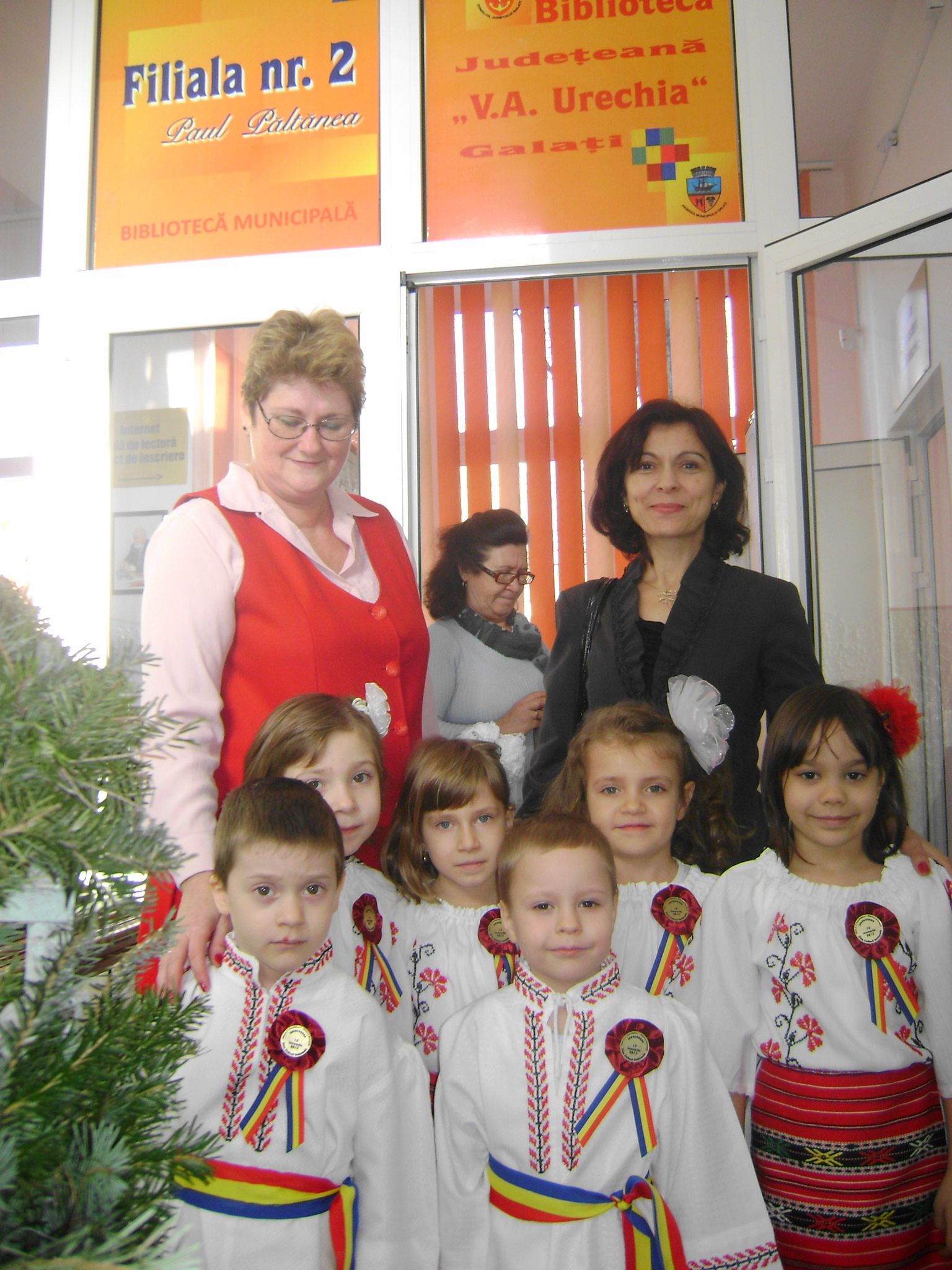 """Ziua Culturii Române – sărbătorită la Biblioteca """"V. A. Urechia"""" din Galaţi"""