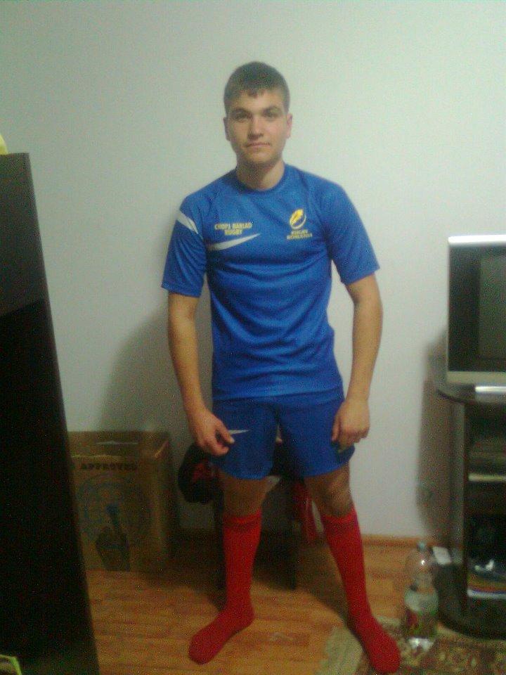 Rugbystul Ionuţ Balaban – Sportivul Anului 2012 al comunei Bălăbăneşti