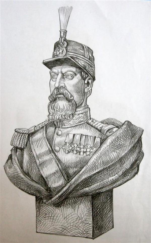 Bani pentru bustul lui Alexandru Cernat, la Vârlezi